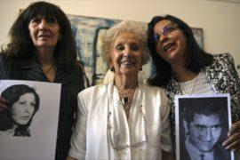 «Бабушки площади Мая» нашли очередного похищенного ребёнка