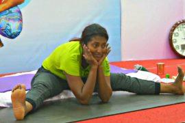 Йога без перерыва несколько дней подряд: индианка побила рекорд Гиннесса