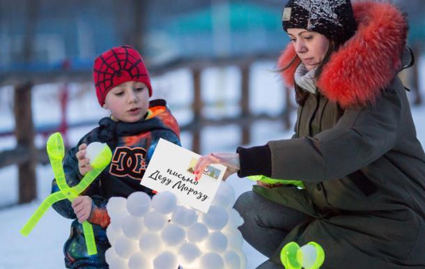 Подарите ребёнку снежколеп, ему точно понравится!