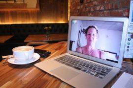 Интернет общение в Skype