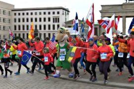 Берлин: 1 января – на пробежку