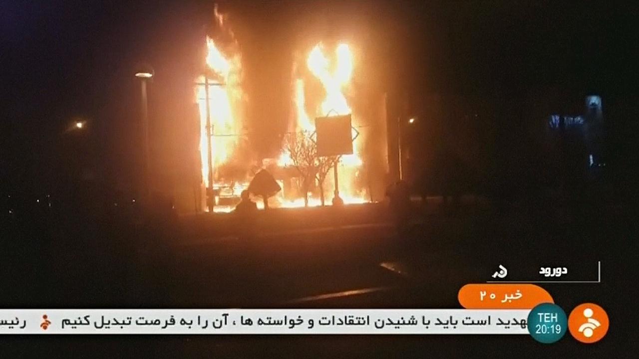 Уже около 20 человек погибли в ходе протестов в Иране