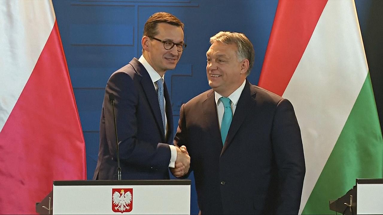 Венгрия и Польша объединились против Брюсселя