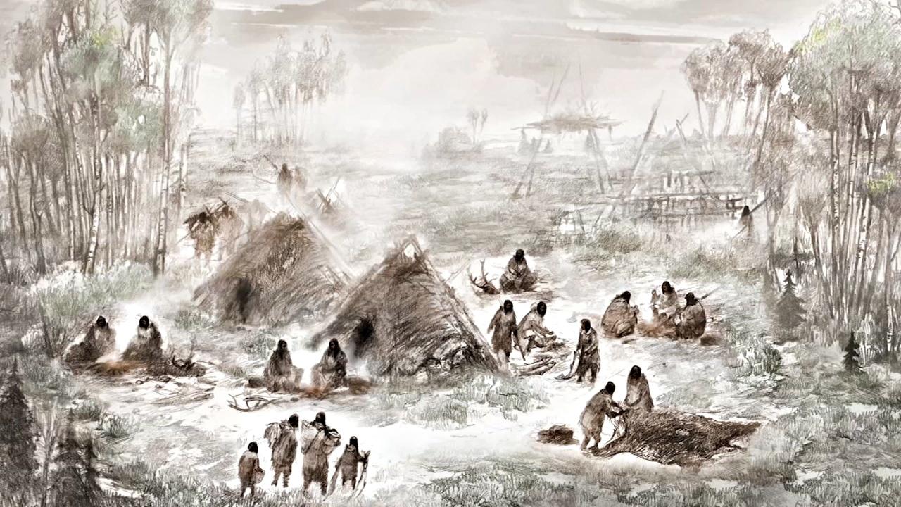 Учёные открыли новую группу древних людей, живших на севере Америки