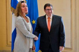 ЕС и Куба намерены укреплять кооперацию