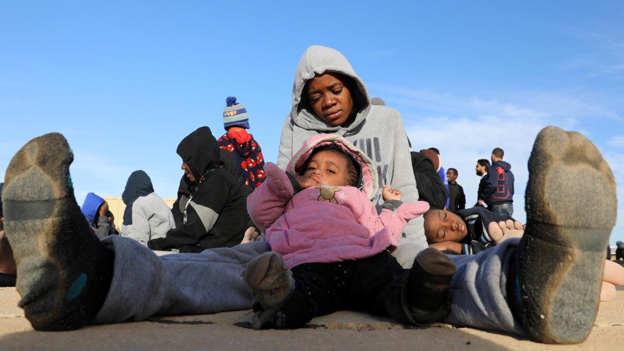 У берегов Ливии утонули двое мигрантов, десятки пропали без вести