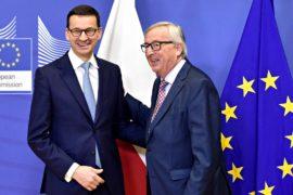 Варшава и Брюссель обсудили судебную реформу в Польше