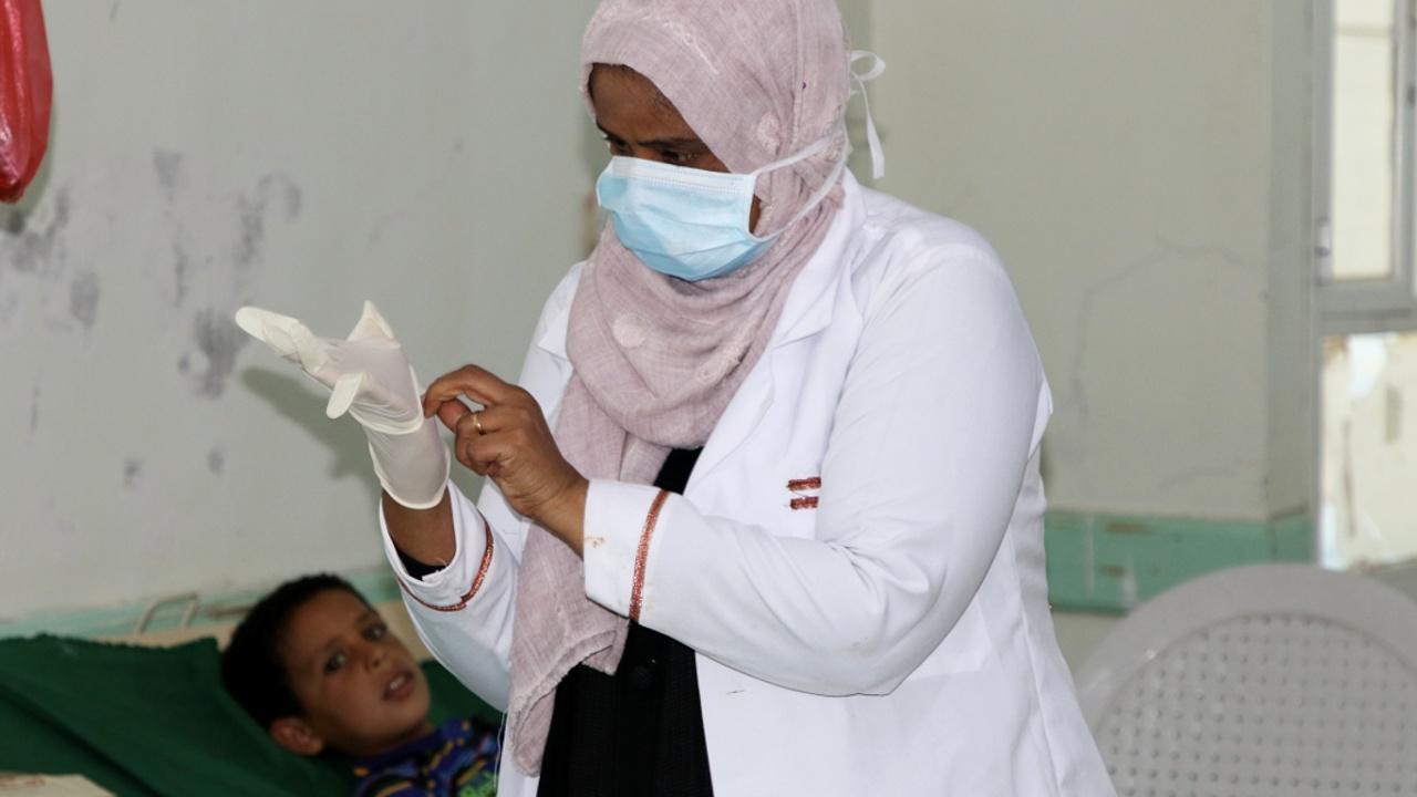 Эпидемия дифтерии в Йемене: более 500 человек заразились, 48 умерли