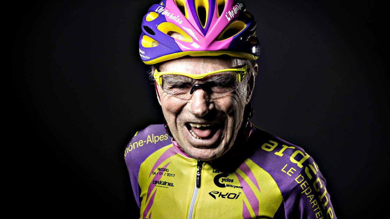 106-летний французский велосипедист завершает спортивную карьеру