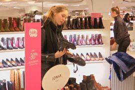 Распродажи во Франции: покупательская уверенность растёт