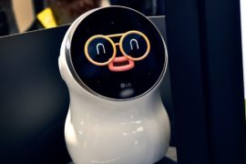 На выставке CES в Лас-Вегасе представили новинки в сфере технологии искусственного интеллекта