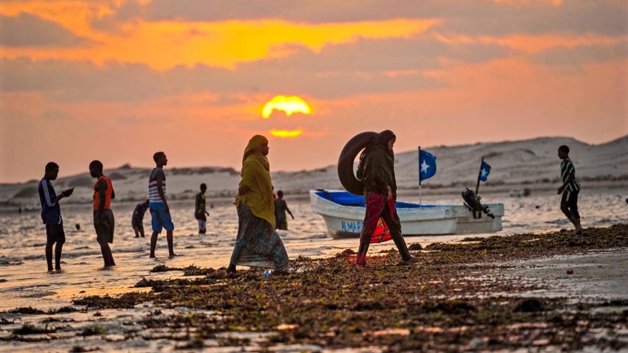 Сомали пытается восстановить туризм