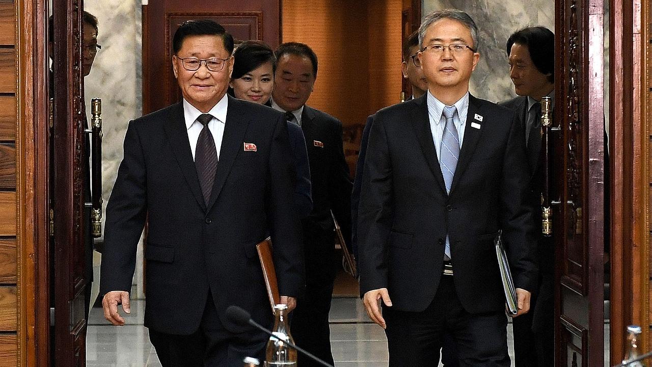 Сеул и Пхеньян продолжают переговоры об Олимпиаде