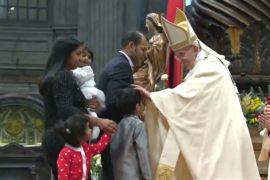 Землетрясение в Перу не повлияет на визит папы римского