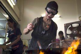 Уличный ресторан Бангкока получил звезду Michelin