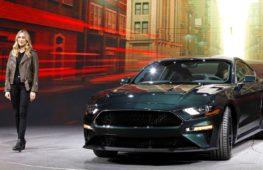Автомобиль года и беспилотные технологии на Детройтском автосалоне