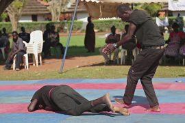 Бывшие дети-солдаты залечивают раны угандийцев