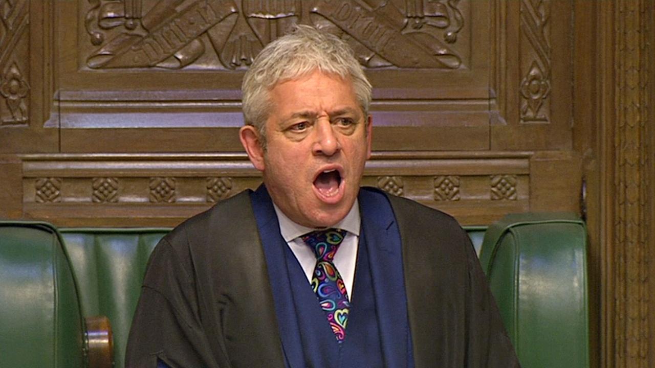 Законопроект о «брексите» одобрили в нижней палате британского парламента
