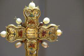 Сокровища чешских монархов привезли в Москву