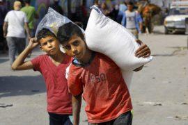 США сократят помощь палестинцам ещё на 45 миллионов
