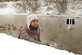 Селфи на фоне уток: как орнитологи привлекают волонтёров