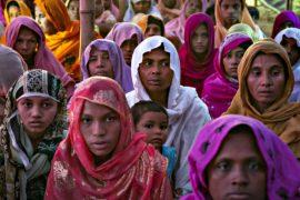 Мьянма готова принимать рохинджа, которые возвращаются из Бангладеш
