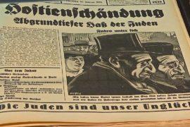 Выставка о Холокосте: нацисты тоже использовали фейковые новости