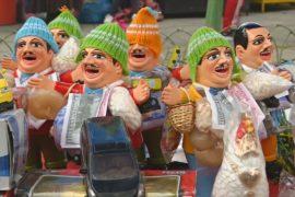 Миниатюры помогают сбыться мечтам на ярмарке в Боливии