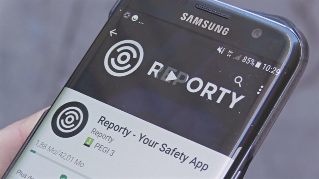 В Ницце тестируют приложение видеосвязи с полицией в один клик