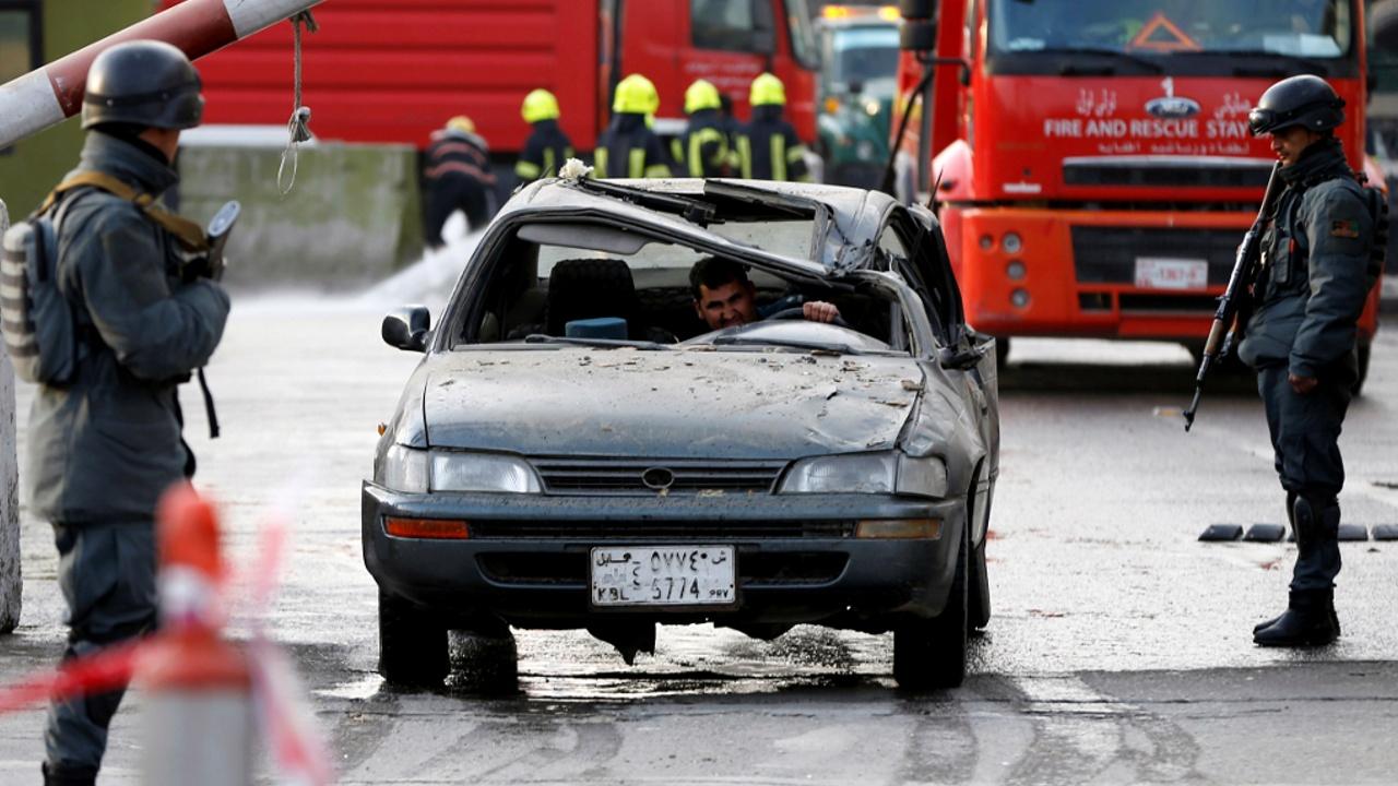 Теракт в Кабуле: более 100 погибших, 235 раненых