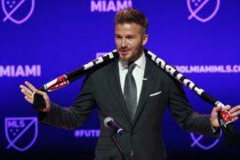 Бекхэм представил в Майами свой новый клуб
