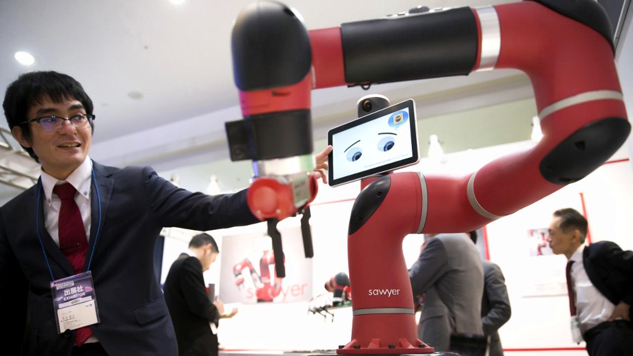 Первый робот-бариста появился в Японии