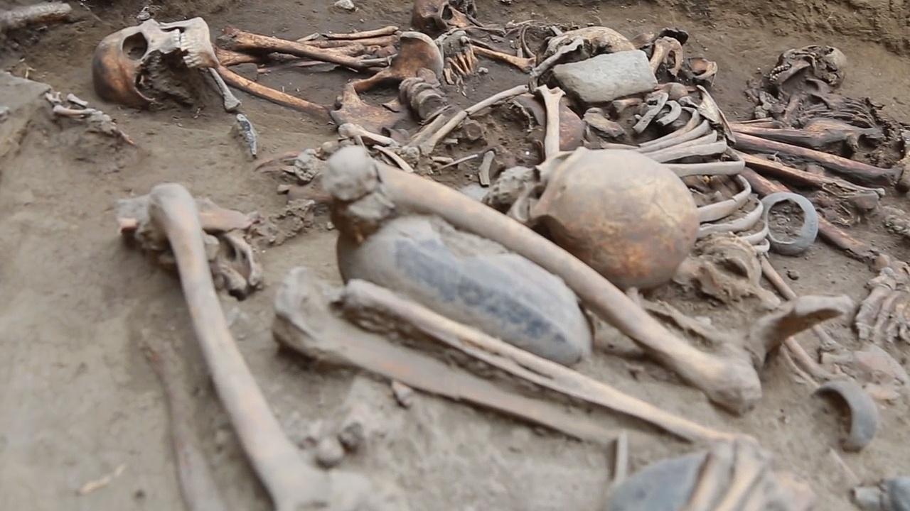 2400-летняя могила расскажет о первых поселенцах южнее Мехико