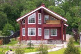 Деревянные дома от компании «ХОМА»