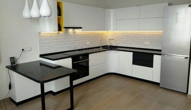 Изящные и лаконичные кухонные гарнитуры из Беларуси