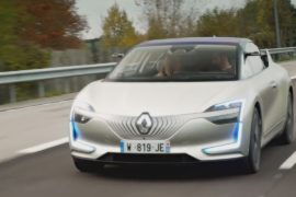 Виртуальная реальность вместо вождения: каким будет Renault Symbioz