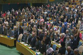 Минута молчания в ООН в память о жертвах Холокоста