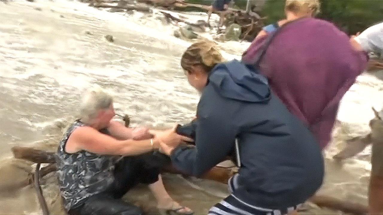 На юге Новой Зеландии из-за циклона «Фехи» ввели режим ЧП