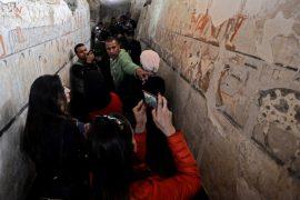Древнюю гробницу высокопоставленной египтянки нашли в Гизе