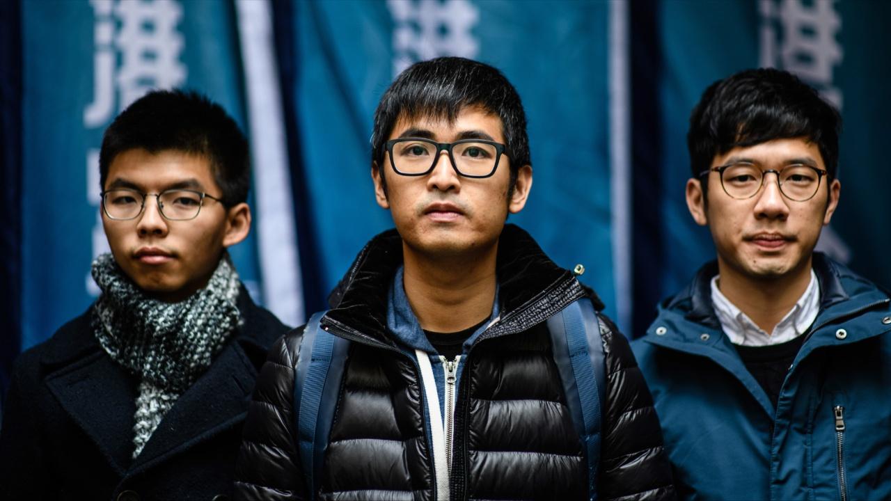 Суд Гонконга освободил трёх продемократических активистов