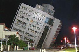 На Тайване произошло землетрясение, есть жертвы