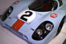Выставка «Эффект Porsche»: знаменитая марка празднует 70-летие