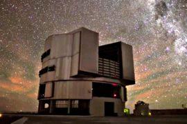 Спектрограф нового поколения ищет внеземную жизнь во Вселенной