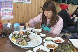 Гости Олимпиады в Пхёнчхане знакомятся с корейской кухней