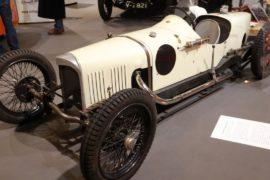Винтажные авто-победители гонок – на выставке Retromobile