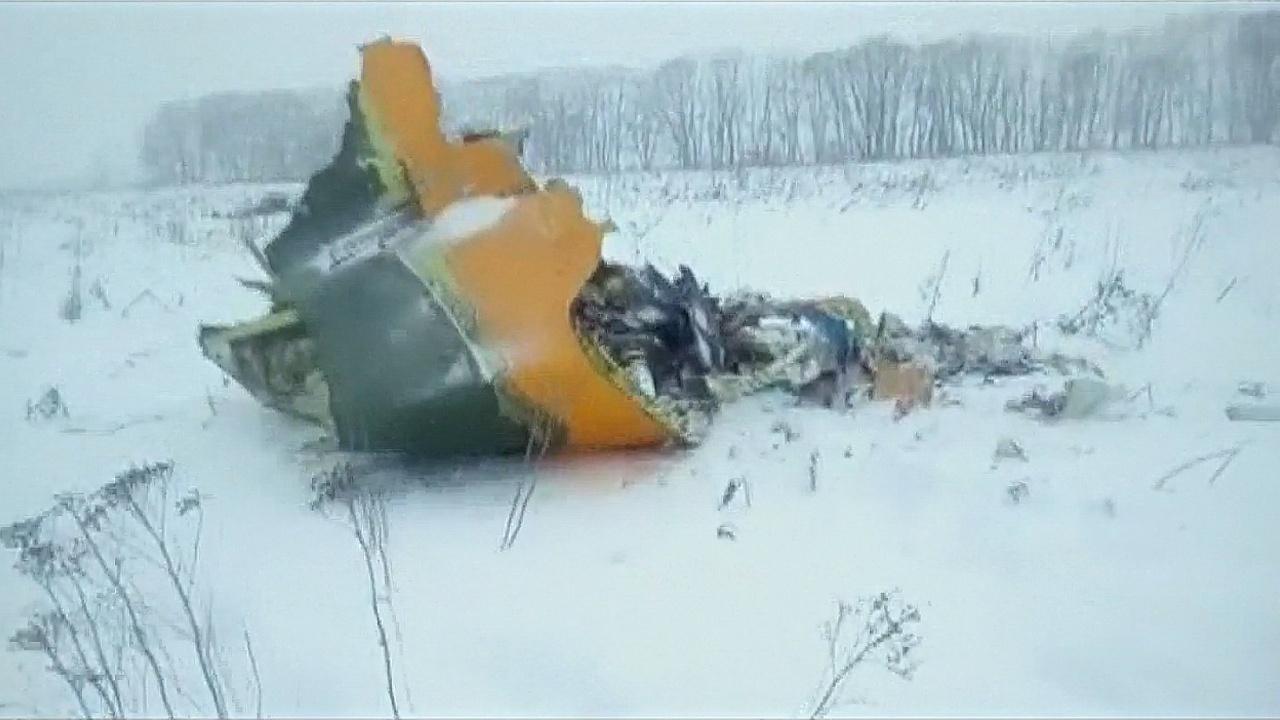 Под Москвой разбился самолёт «Саратовских авиалиний»
