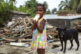 Циклон «Гита» почти разрушил столицу тихоокеанского Королевства Тонга