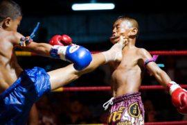 Дети-боксёры в Таиланде рискуют здоровьем из-за травм головы