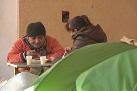 Бездомные Рима говорят, что после выборов они всё равно останутся «невидимыми»