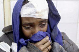 В Ливии перевернулся грузовик с мигрантами, 25 погибших